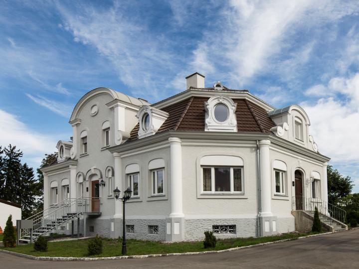 john bau erfurt: villa