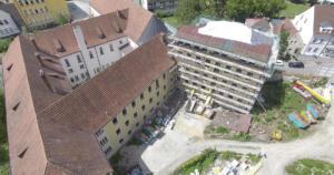Johnbau Kloster Maria Loreto